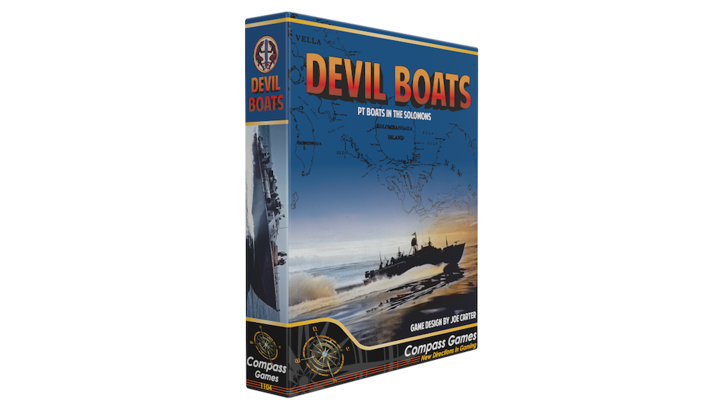 Devil Boats: PT Boats in the Solomons project video thumbnail