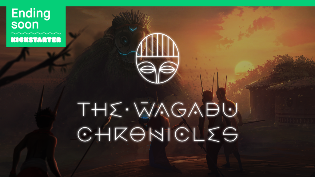 The Wagadu Chronicles - Afrofantasy MMO for role-play project video thumbnail