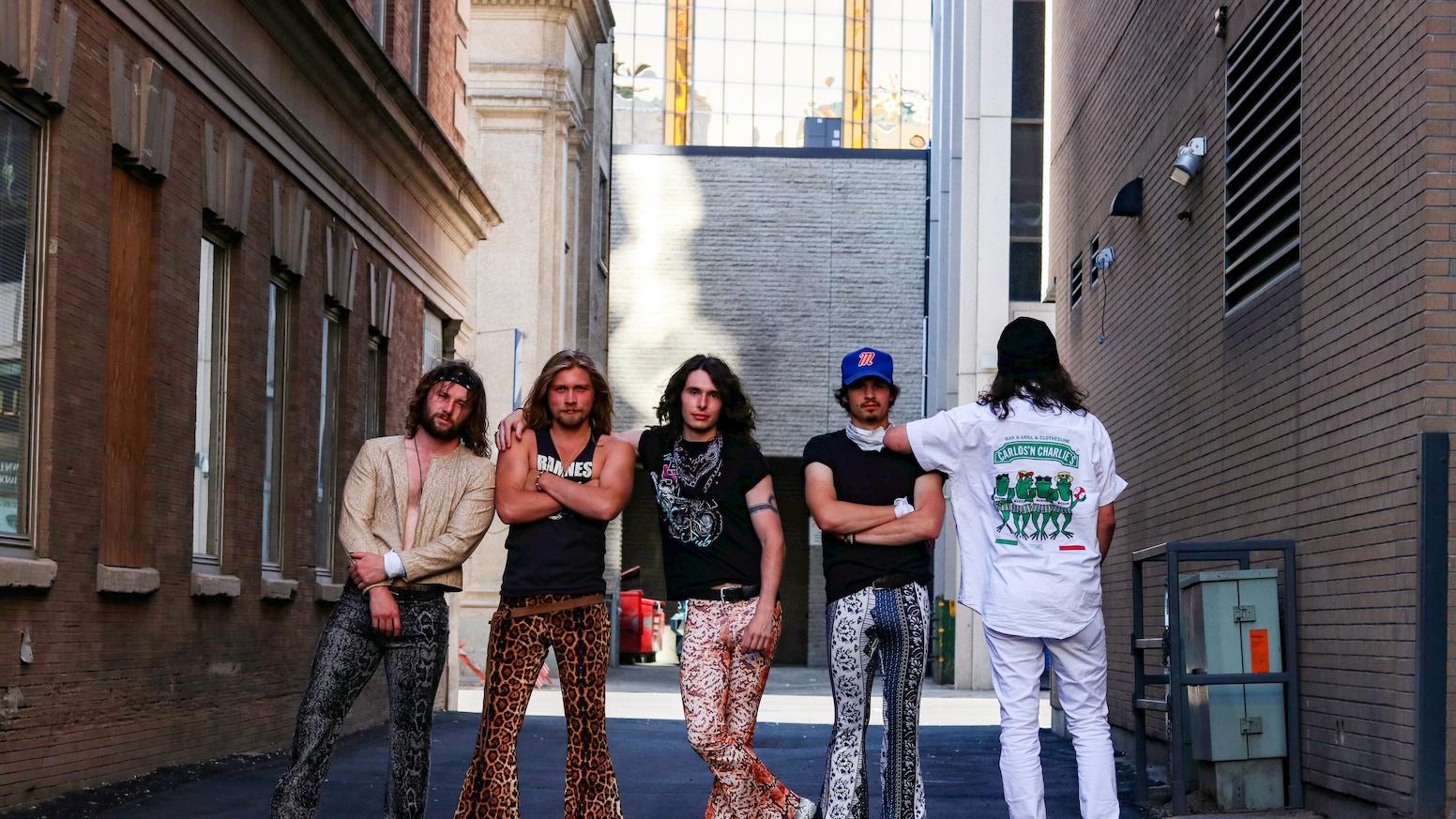 Dead Levee EP Fundraiser by Dead Levee — Kickstarter