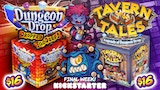 Dungeon Drop: Dropped Too Deep and Tavern Tales thumbnail