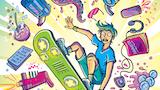 Slugblaster | Kickflip Over a Quantum Centipede thumbnail
