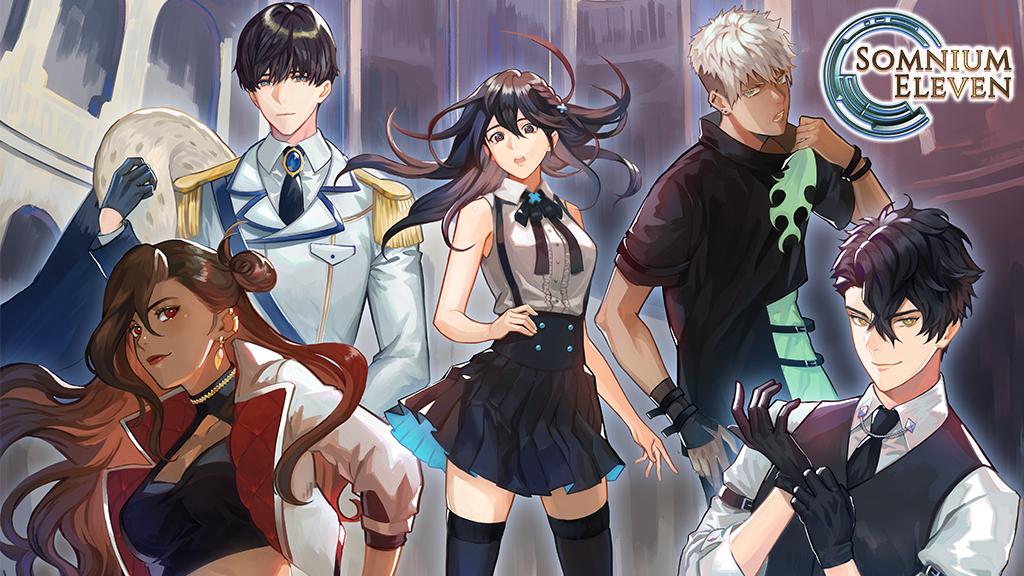 Somnium Eleven: Magitech Isekai Visual Novel (GxB/GxG) project video thumbnail