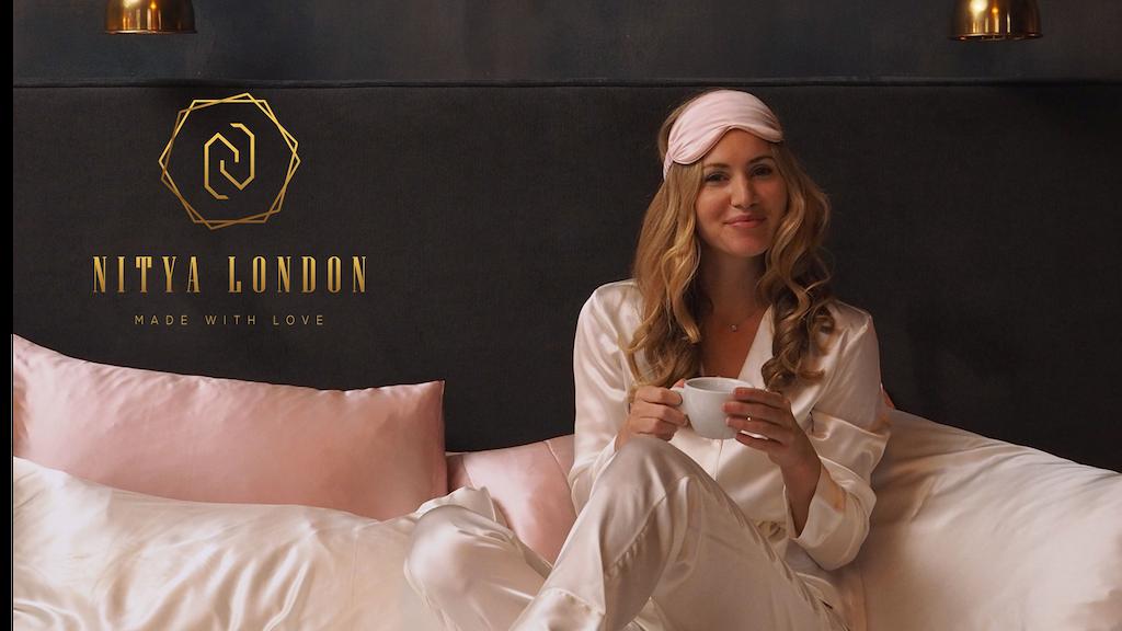 Nitya London - Luxurious Silk bedding for your Skin & Hair