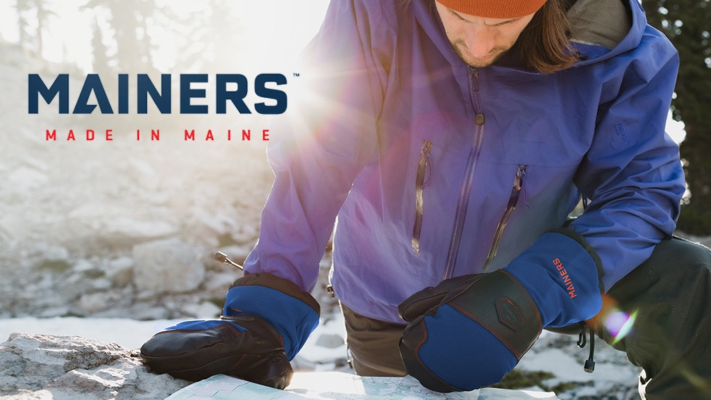 Mainers™ Extreme Cold Gloves and Mitts