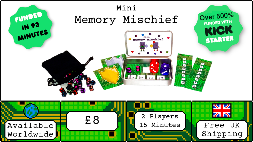 Mini Memory Mischief project video thumbnail