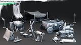 Keta Minies Printable STLs for Tabletop Games thumbnail