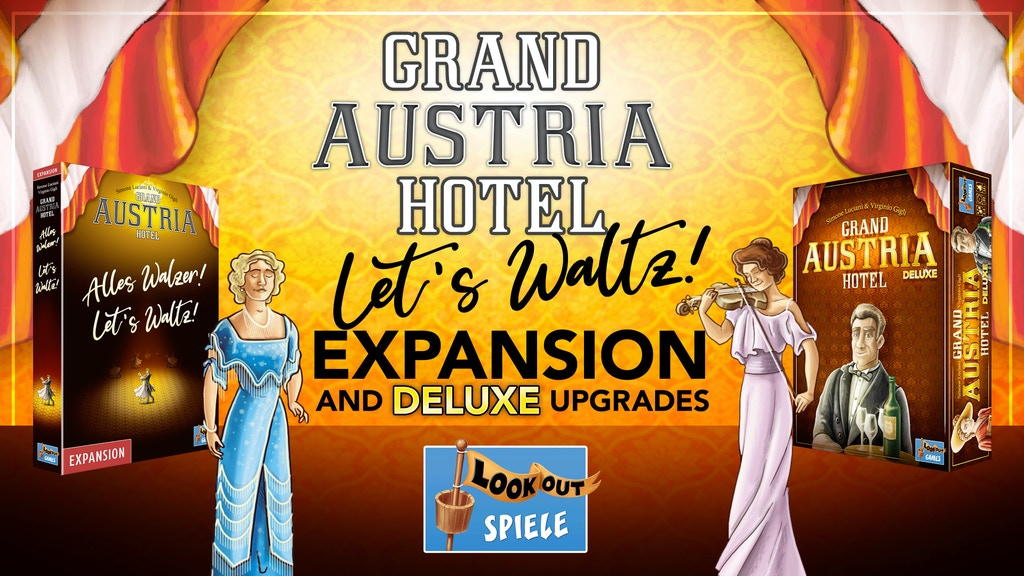 Grand Austria Hotel: Let's Waltz! Expansion & Deluxe Upgrade project video thumbnail