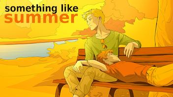 Something Like Summer (Gay Comics!) Volume Two