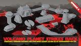 Printable terrain: Add on & new bunker system 28/32mm stl thumbnail