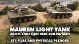 Mauren Light Tank thumbnail