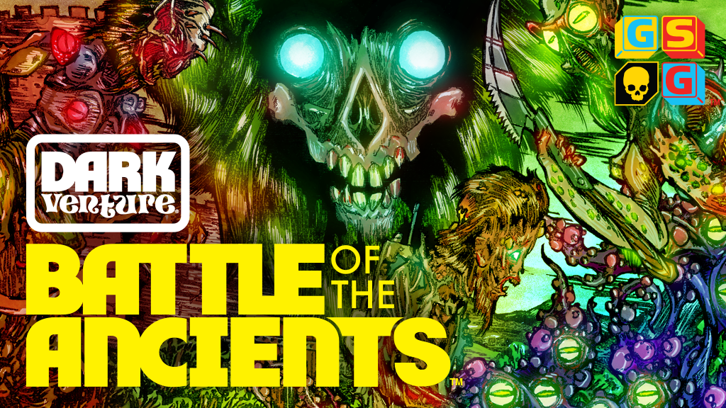 Dark Venture - BATTLE of the ANCIENTS project video thumbnail