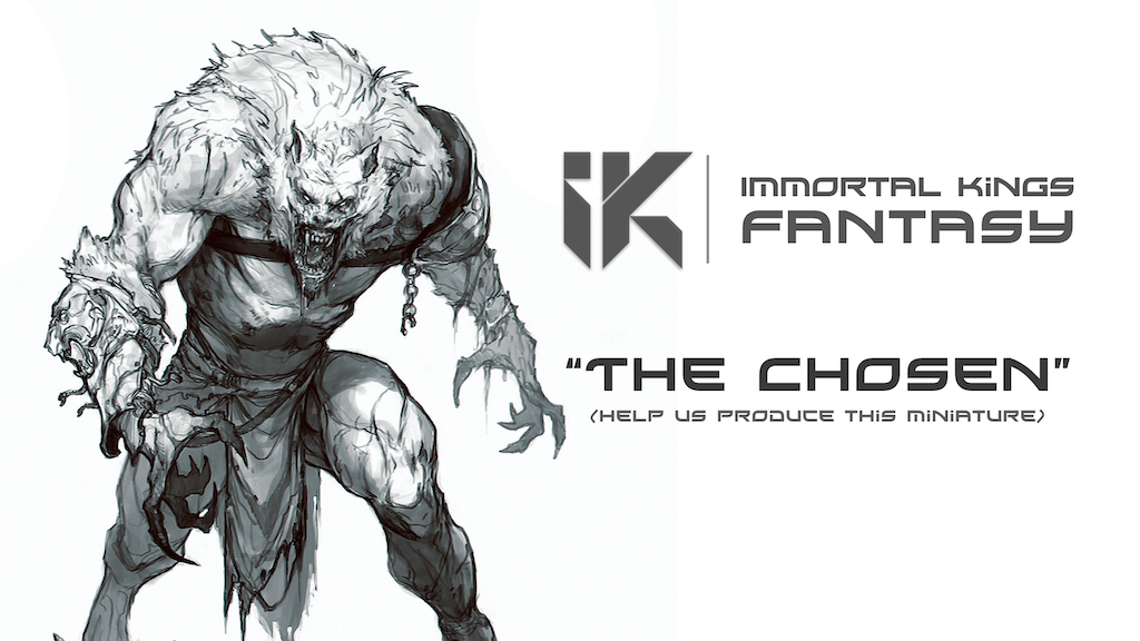Project image for Immortal Kings Fantasy - The Chosen