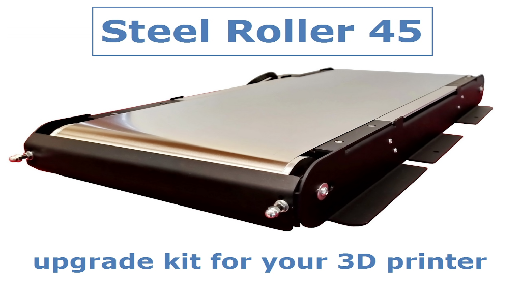 Project image for Steel Roller 45 upgrade Kit
