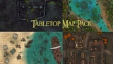 Tabletop maps for dungeons and dragons and multiple games. thumbnail