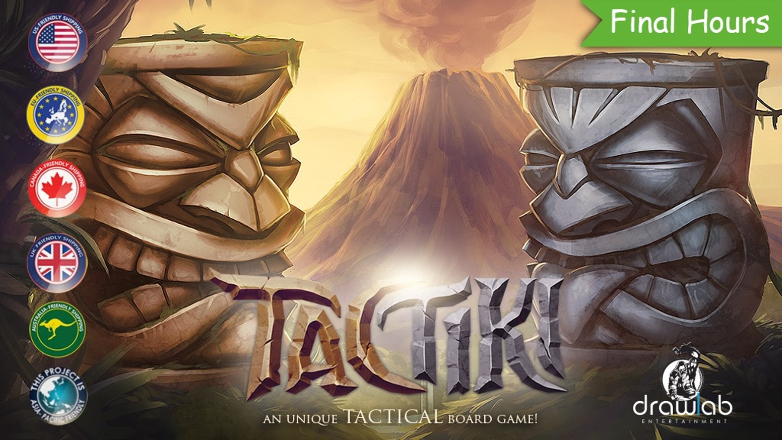 A challenging strategy memory game for 2 players with beautiful miniatures and smart gameplay.