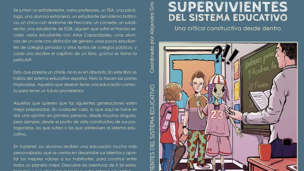 Supervivientes del sistema educativo project video thumbnail