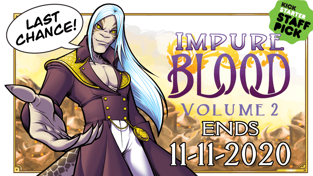 IMPURE BLOOD, Volume 2 of 4 project video thumbnail