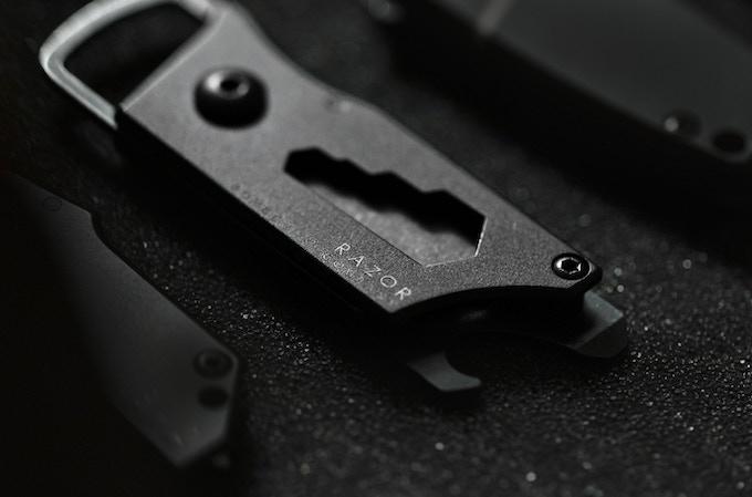 RAZOR 4合1多功能折疊刀