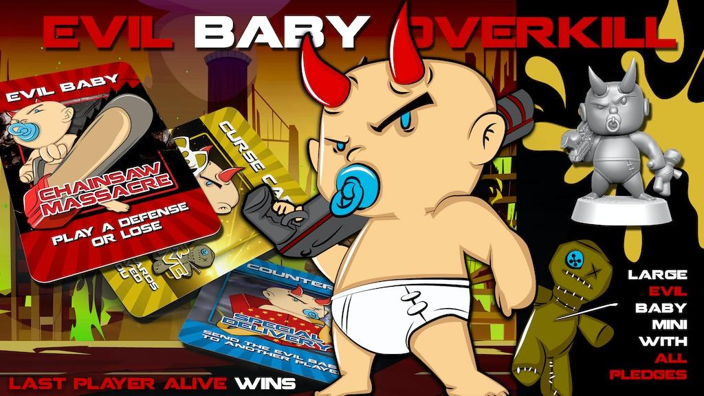 Evil Baby Overkill: Kickstarter Exclusive project video thumbnail