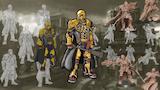 28m sci-fi Enforcement Officer - AUS30K 2021 Event Model thumbnail