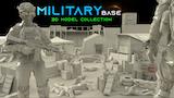 Military Base - 3D models for 3D printer thumbnail