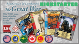 MacGowan & Lombardy's THE GREAT WAR fast-playing card game thumbnail