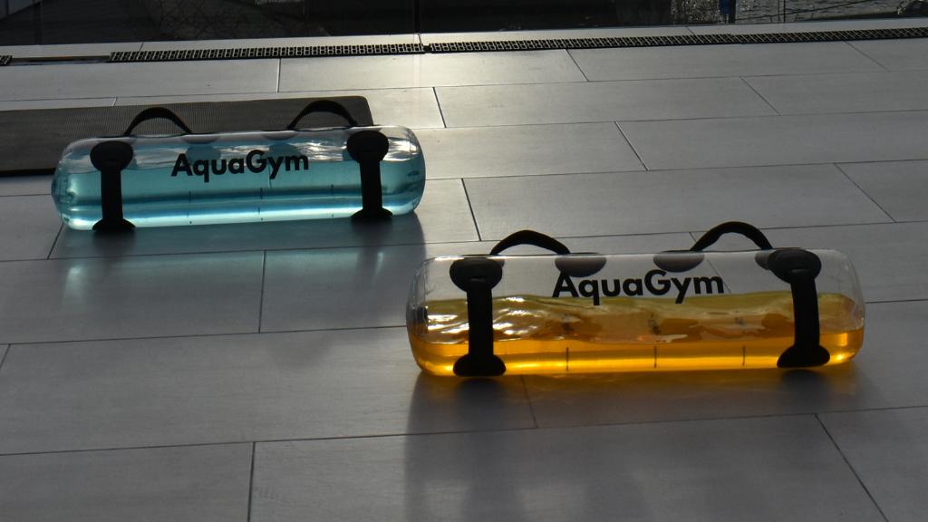 AquaGym® | An Entire Gym in a Bag
