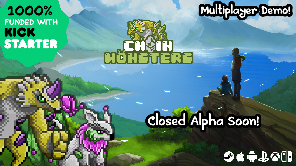 Chainmonsters project video thumbnail