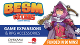BESM Extras – Fourth Edition RPG Expansions thumbnail