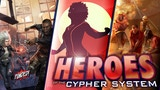 Heroes of the Cypher System thumbnail