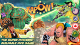 KAPOW! The fast & furious super-powered buildable dice game! thumbnail