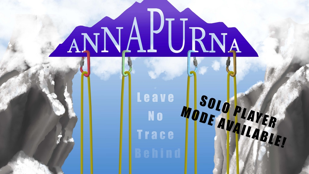 Annapurna: Leave No Trace Behind project video thumbnail