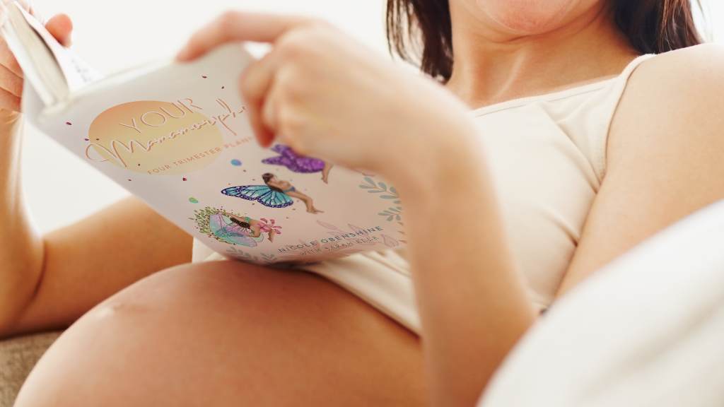 Your MamaMorphosis: Pregnancy to Postpartum planners
