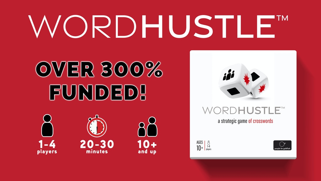 Word Hustle: A Strategic Game of Crosswords project video thumbnail