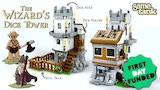 The Wizard's Dice Tower - A D&D Brick Set with a Campaign thumbnail