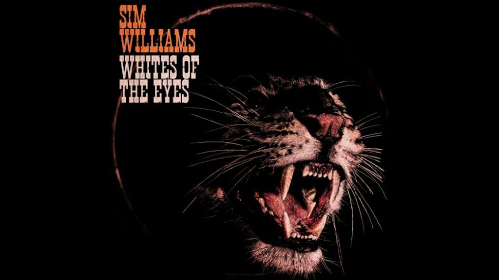 """Project image for Pre Order """"Whites of the Eyes"""" on 12"""" Colour Vinyl"""