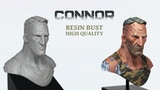 CONNOR | Resin bust - High quality thumbnail