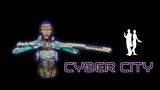Cyber City - resin busts & miniatures plus STL files! thumbnail