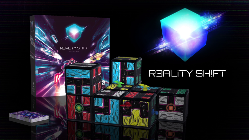 Reality Shift project video thumbnail