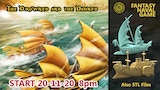 The Drowned and the Damned - naval wargame and ship STL's thumbnail