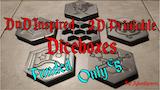 Adventure Dice Boxes - 3D Printable thumbnail