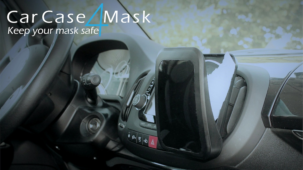 Car Case4Mask: Keep your mask safe!