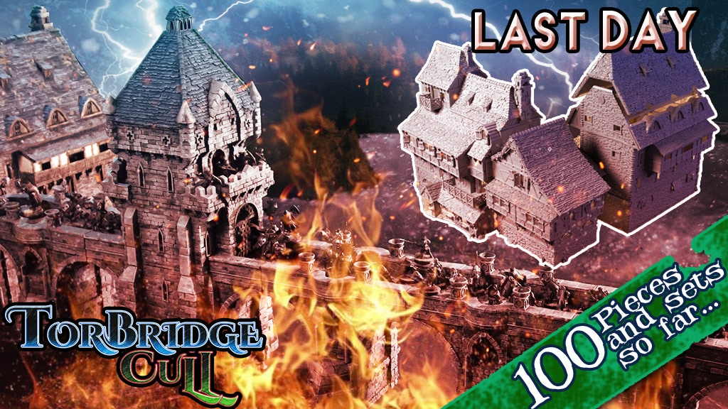 Torbridge Cull: A Town on the Edge of Adventure project video thumbnail