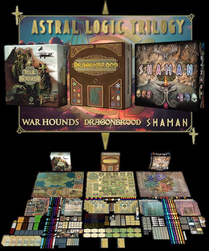 War Hounds | Dragonbrood | Shaman