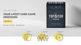 Top Con: A strategic card game of heists and villians thumbnail