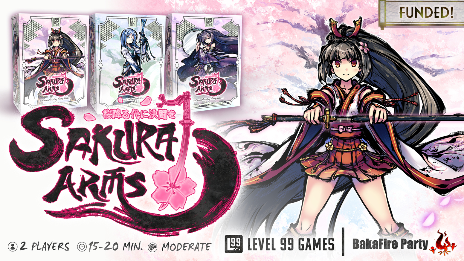 ❀ A unique card game from Japan. Invoke 18 martial goddesses to duel under falling cherry blossoms. ❀