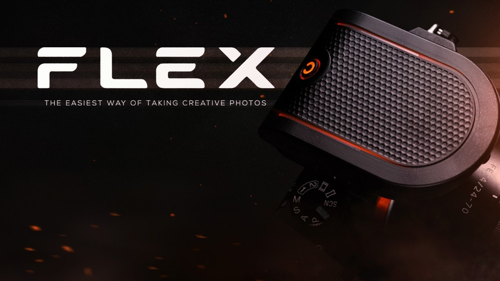FLEX: Smart Camera Gadget for Creative Photography