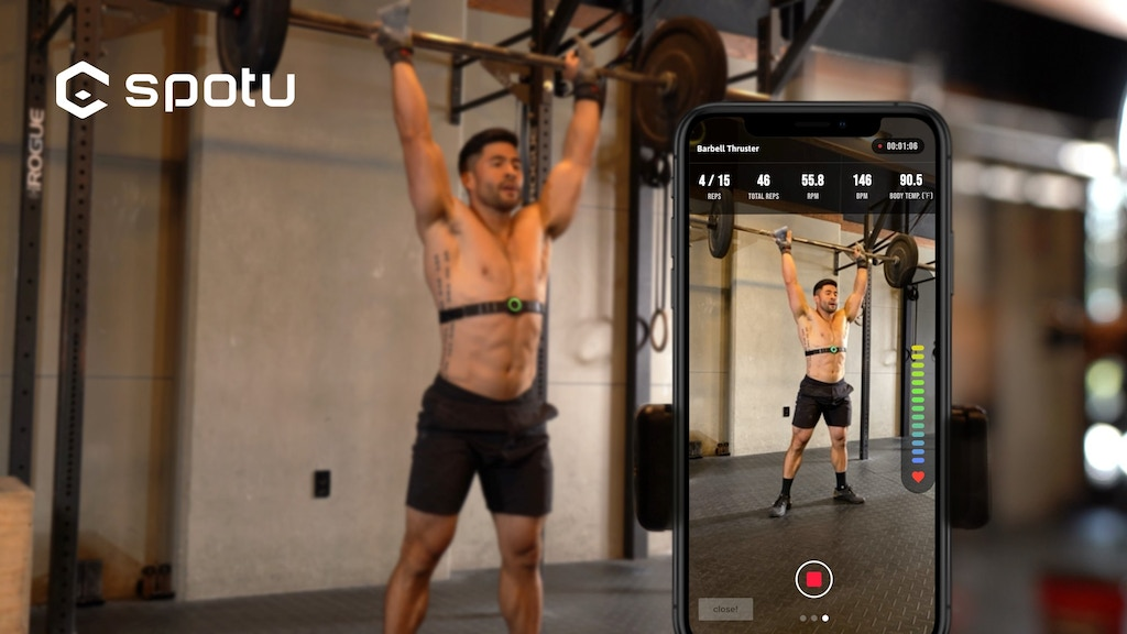 SPOTU : The Best Way to Reach Your Fitness Goals