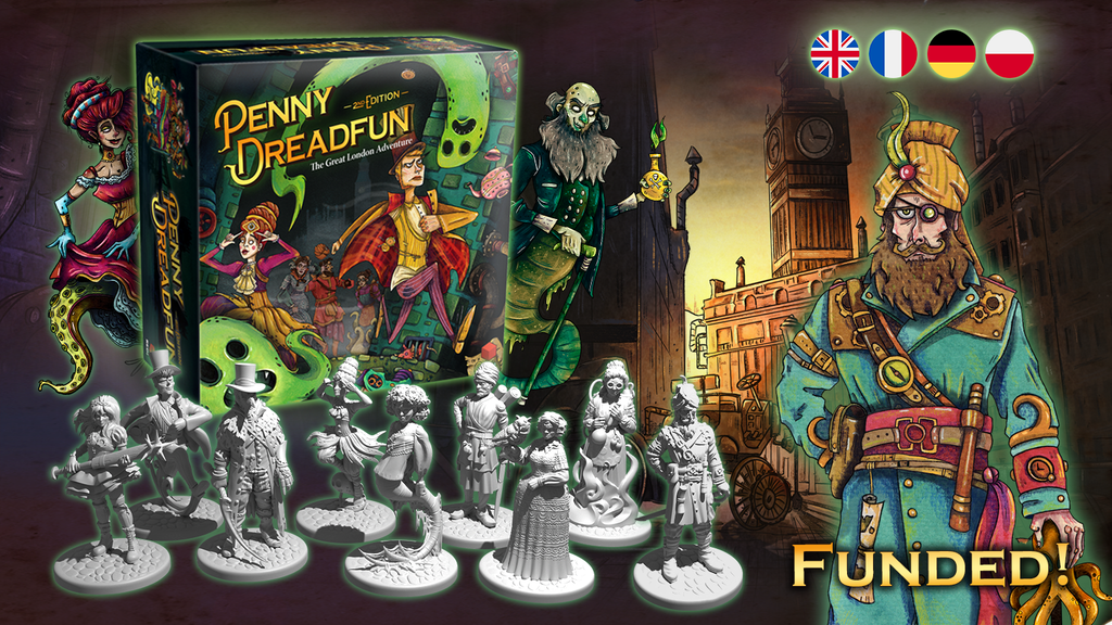 Penny Dreadfun: The Great London Adventure project video thumbnail