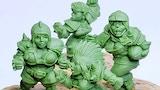 Female Fantasy Football Dwarves thumbnail